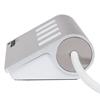 HUB USB V3.0  4 Ptos Color Aluminio
