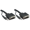 CABLE MONITOR SVGA 8MM HD15M-M  1.8M+Aud