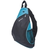 "MALETIN Backpack 12"" Dashpack Negro/Azul"