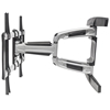 "Soporte TV p/pared 50kg, 32""  a 55"" Articulado, Premium Aluminio"