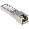 Modulo SFP GB Cobre RJ45 FTP, 100m