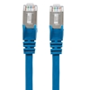 CABLE PATCH CAT 6a,  2.1M( 7.0F) S/FTP AZUL