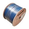 BOBINA Cat 6a  SFTP 305M Solida Azul