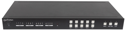 Video Splitter HDMI 1080p, 4 in : 4 out, Video Wall (Matriz)