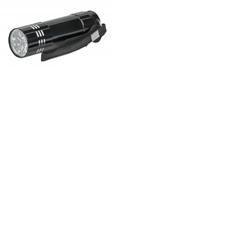 Linterna de aluminio con iluminacion LED