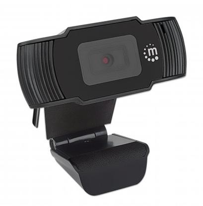 CAMARA WEB USB V2, 1080p, Mic interno